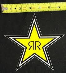 Rockstar Energy Version 1 Window Graphic Decal Sticker Truck Suv Van Car 59 95 Picclick