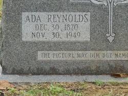 Ada Reynolds Wilson (1870-1949) - Find A Grave Memorial