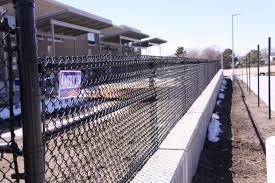 Vinyl Coated Chain Link American Fence Company Of Minnesota