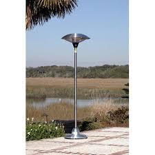 floor standing electric patio heater