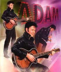 Adam Carter as Elvis