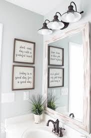 34 diy bathroom ideas with