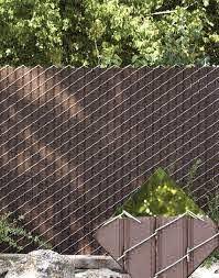 Chain Link Fence Slats Yahoo Search Results Backyard Fences Fence Design Backyard