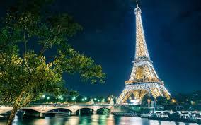 cityscape paris france eiffel tower