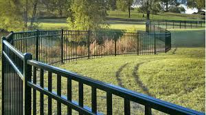 Aluminum Fencing For Residential Commercial Industrial Applications