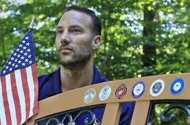 After facing his own PTSD, Phillips helps bring other veterans ...