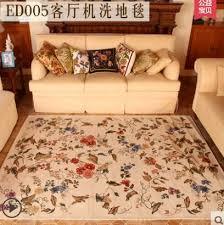 720223906 Carpet For Living Room Children Floor Mat Kid Room Thick Blanket Flower Color Rug And Carpets For Bedroom Decoration Home Garden Home Textile