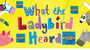 What the Ladybird Heard Story written by Julia Donaldson - YouTube
