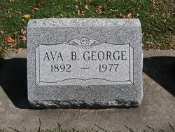 Ava Bell Murphey George (1892-1977) - Find A Grave Memorial