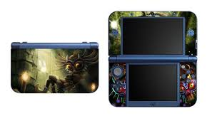 Skull Kid Majora S Mask New Nintendo 3ds Xl Ll 3ds By Goku On Zibbet