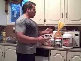 protein drink meal replacement shake