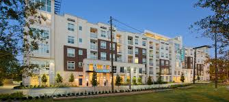 luxury apartments townhomes in mid