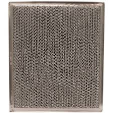 All Filters Part Gc 5107 9 In X 10 1 2 In X 1 8 In Dish Aluminum Mesh Charcoal Range Hood Filter For Parts Wb2x8406 Wb02x10700 Wb02x8406 5 Pack Range Hood Repair Parts Accessories Home Depot Pro
