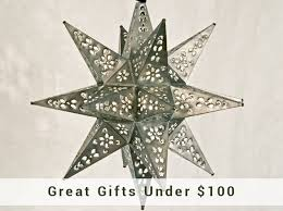 metal lighting gift ideas under 100
