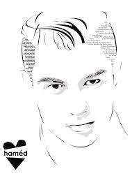Dibujos Para Colorear De Cristiano Ronaldo