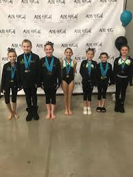 MEGA competes at Aim High Academy Dream Meet | Sports | mcalesternews.com