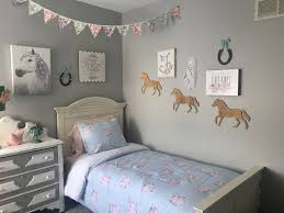 Horse Room Toddler Bedroom Big Girl Bedroom Horse Decor Horse Bedroom Big Girl Bedrooms Girl Bedroom Decor