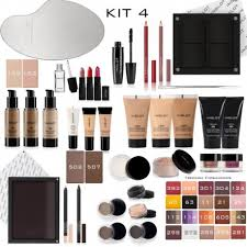 the inglot pro makeup kit