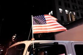 How To Fly The American Flag On Your Car The Flag Shirt
