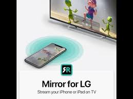 apple iphone to your lg smart tv
