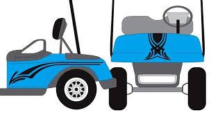 For 1set Swoop Hood Golf Cart Decal Graphic Sticker Ez Go Club Car Hdk Gem Car Styling Car Stickers Aliexpress