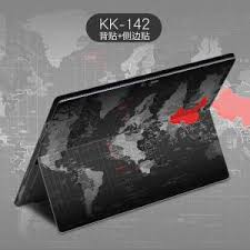 Hot Offer 4cba30 Full Set Laptop Sticker For Microsoft Surface Pro 3 4 5 6 7 Ultra Thin Decal Sticker For Surface Go 1 2 Notebook Protective Skin Cicig Co
