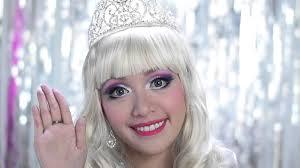 mice phan barbie makeup look saubhaya