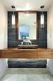 pendant lighting for bathroom