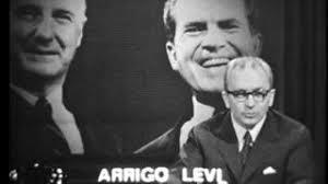 Addio Arrigo Levi, quando annunciò la vittoria di Nixon al tg ...