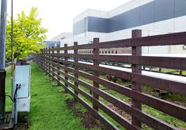 Recycled Plastic Fencing British Recycled Plastic