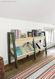 diy bookshelf plans and ideas