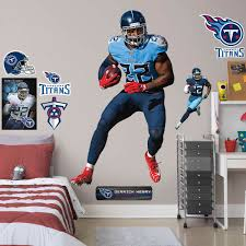 Derrick Henry Officially Licensed Nfl Removable Wall Decal