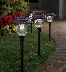 safety solar landscape lighting