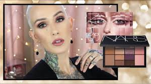 new nars makeup your mind eye cheek