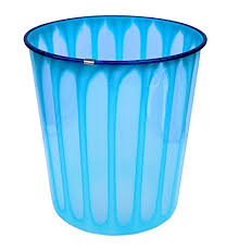 Buy Tiedribbons Dustbin For Kids Room Waste Paper Basket Blue Online At Low Prices In India Tiedribbons Dustbin For Kids Room Waste Paper Basket Blue Reviews Ratings Ideakart Com India