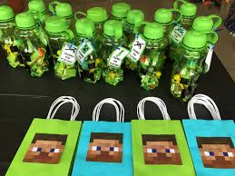 Minecraft Party Idea Fiesta De Tema De Minecraft Fiesta De