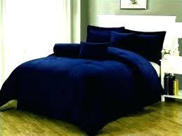 bed set navy cot sheets linen sets