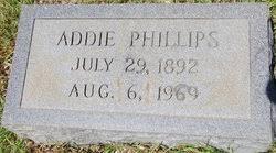 Addie Phillips (1892-1969) - Find A Grave Memorial