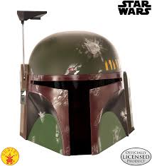 Star Wars Boba Fett Costume Mask ...