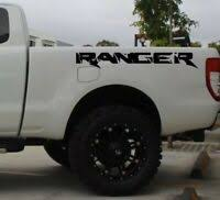 Decal Sticker Vinyl Side Bed Mud Splash Kit For Ford Ranger T6 2011 2015 Rear Auto Parts And Vehicles Car Truck Graphics Decals Magenta Cl