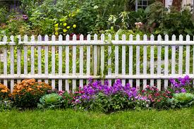 5 Ways To Landscape Along Your Fence The Fence Specialist