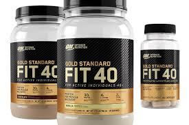 optimum nutrition gold standard fit 40
