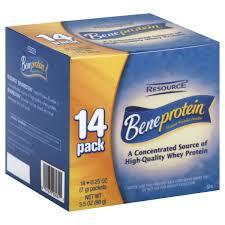 nestle resource beneprotein 4pk