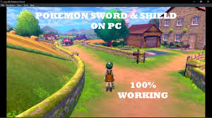 HOW TO DOWNLOAD & PLAY POKEMON SWORD AND SHIELD ON PC - YUZU ...