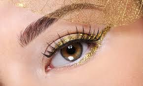 the best makeup tips for hazel eyes