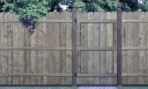Types Of Fence Materials And Hardware The Home Depot