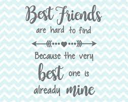 friendship clipart quotes