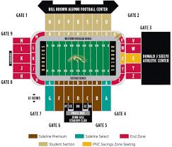 waldo stadium seating map western