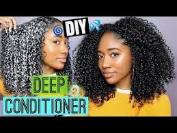 diy deep conditioner for natural hair