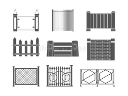 Farm Fence Silhouette Stock Illustrations 1 768 Farm Fence Silhouette Stock Illustrations Vectors Clipart Dreamstime